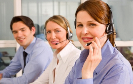 FDP call centre