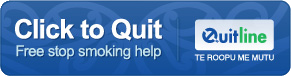 Quitline button